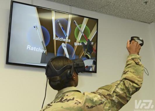 VR/AR培训对于未来的飞行员来讲具有巨大的投资潜力