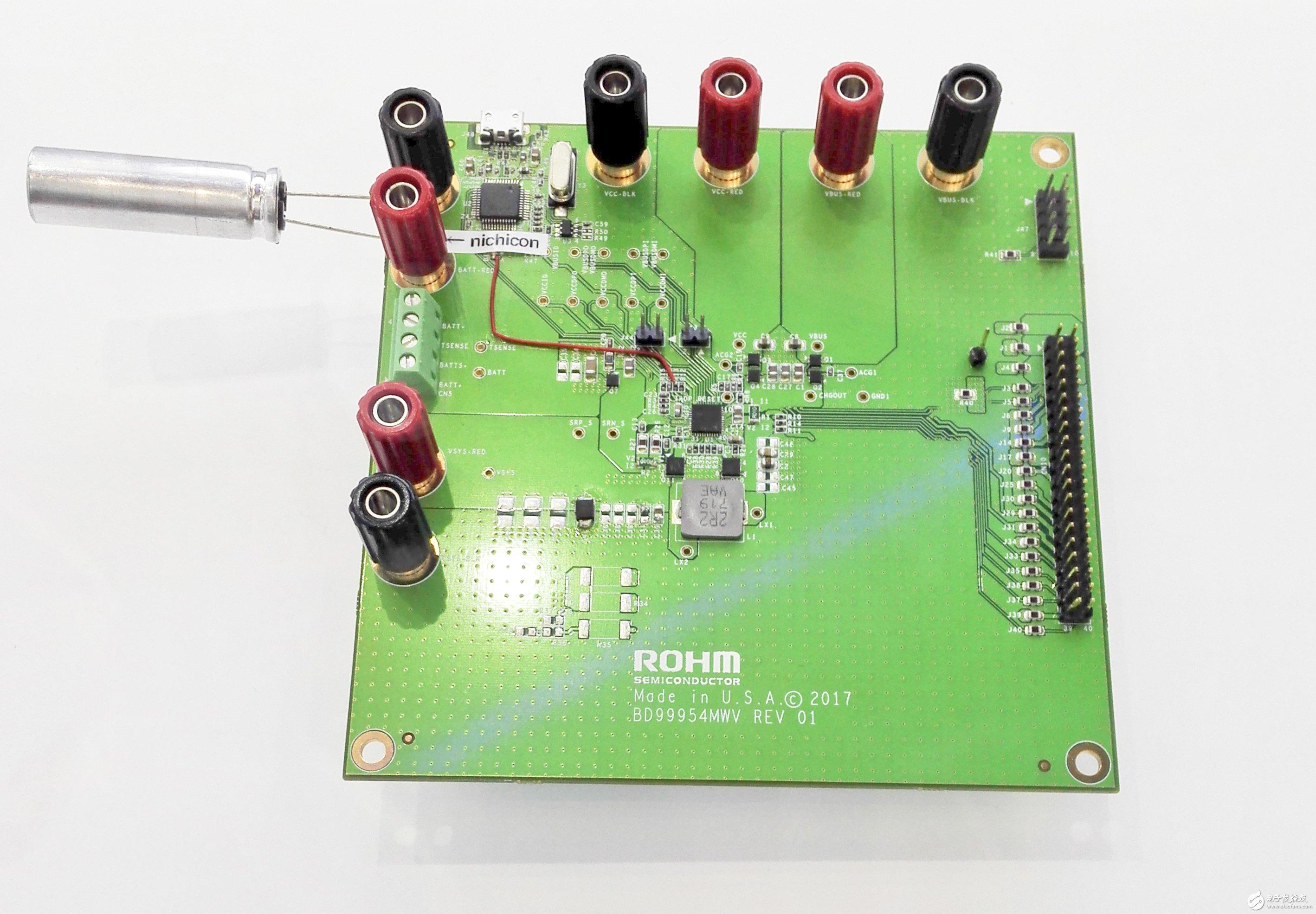 SLB系列电池具有最多20C的高频率特性