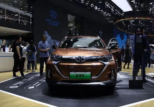 2019年传统车企即将上市的纯电动车型盘点