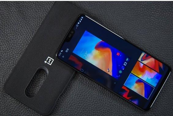 一加手机6搭载骁龙845处理器强悍霸道的性能可以带来极致的游戏体验