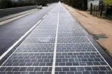 无需充电桩的光伏高速公路!这种新能源公路可行性大...