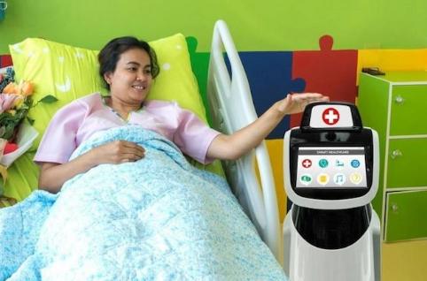 生产机器人健康助理需要注意以下事项
