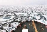 ZALA无人机可全天候监视在北极航行的船只