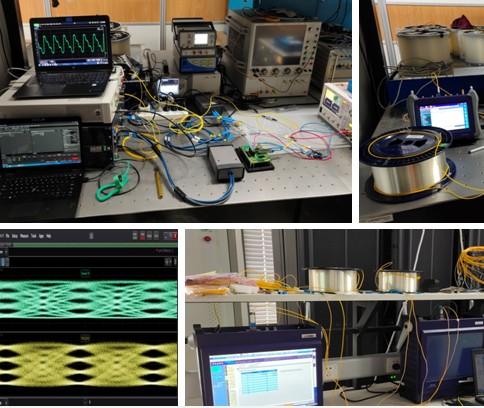 5G承载工作组已完成了多家厂商多类型5G承载光模块测评工作