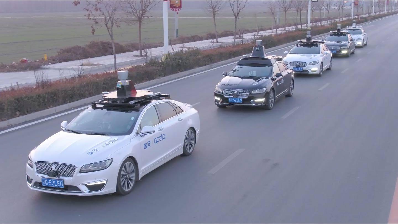 2018热门:无人驾驶