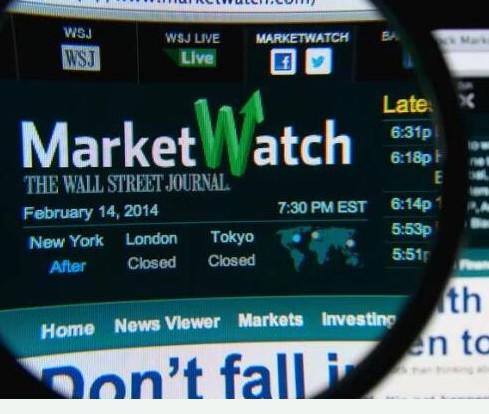 MarketWatch宣布将开始追踪8种加密货币的市场走势