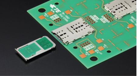 TE推出3选2存储卡连接器 为连接器内部创造了更大的空间