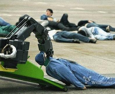 搜索和救援机器人能力还不完善 需要通过AI来完善...