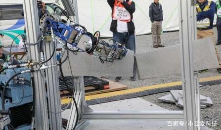 东京工业大学开发出一种液压执行器 能使机器人更加坚固