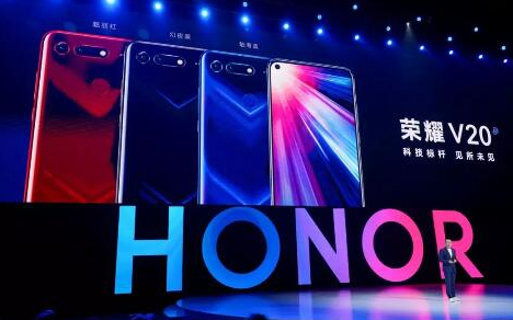 2019智能手机一线品牌竞争激烈 荣耀推出新品开拓海外市场