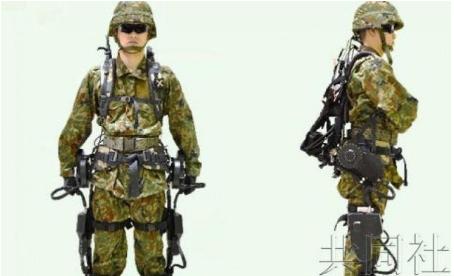 日本防卫省将利用机器人代替人员 预计应用于防卫及大规模灾害等情况