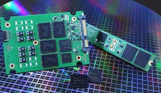 在物联网的推动下 市场对于SSD的需求与日俱增