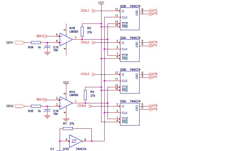 步进驱动器的电路原理图资料免费下载