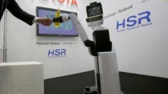 丰田机器人或将在2年内走进医院养老院 走进人们的...