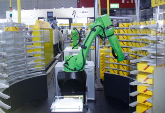 核心部件的缺乏 正是国产工业机器人的困局和要害