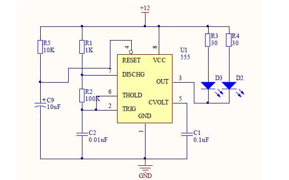 555定时器电路设计软件V1.2免费下载