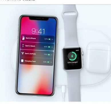 苹果将在2019年一季度发布首个新品AirPow...