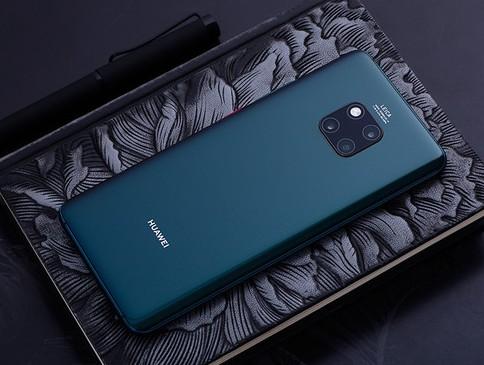 华为推出Mate 20系列手机在俄罗斯智能手机市场已反超三星夺得第一