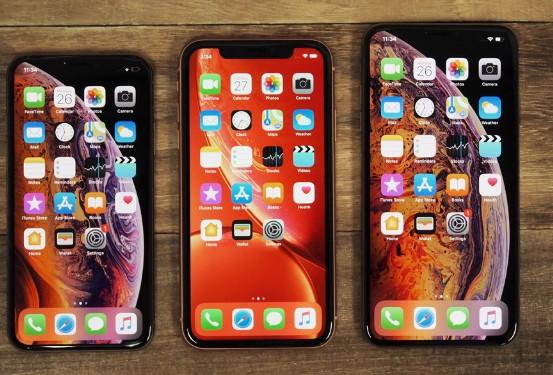 苹果2018年推出的新款iPhone仍在高端手机...
