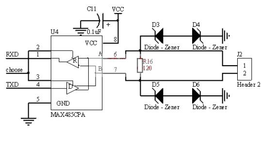 RS485通信电路的原理介绍与选择方式概述