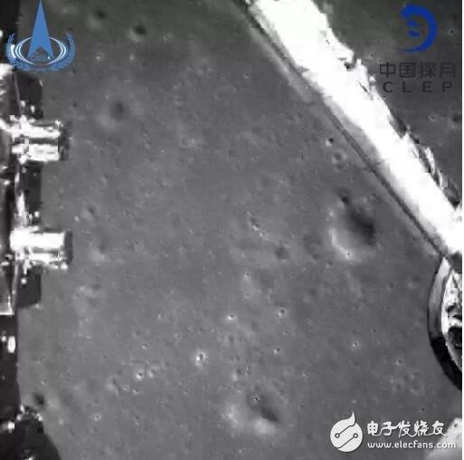嫦娥4号登陆月球背面,人类的首次
