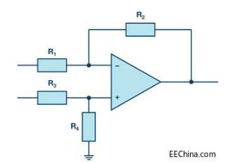 在各种应用领域 采用模拟技术时都需要使用差分放大器电路