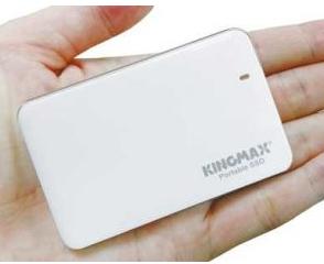 便携式SSD KE31不仅传输速度快 容量更是高达960GB