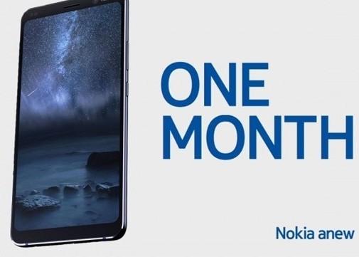诺基亚9 PureView曝光将搭载五镜头相机和骁龙855移动平台支持5G网络