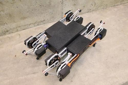 人工智能算法教机器人学走路:从零开始,耗时两小时