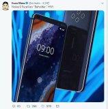 诺基亚9 PureView最新渲染图曝光,双面玻...