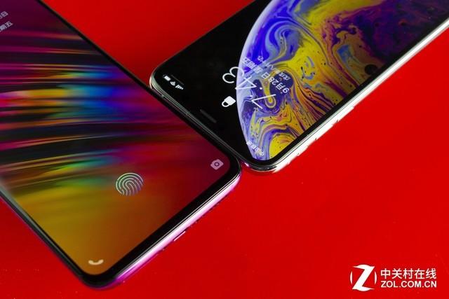 vivoX23和iPhoneXS哪个解锁速度最快