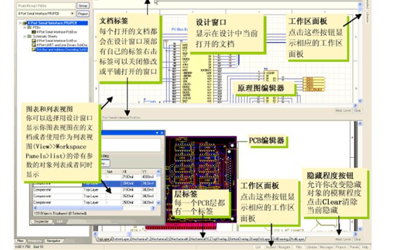 Protel DXP使用指導教程資料免費下載