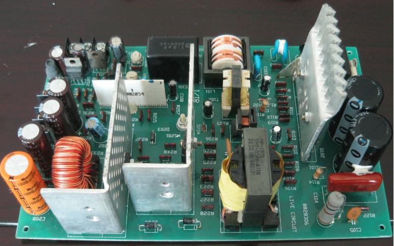 电子设计大赛开关电源设计的程序和详细简介说明