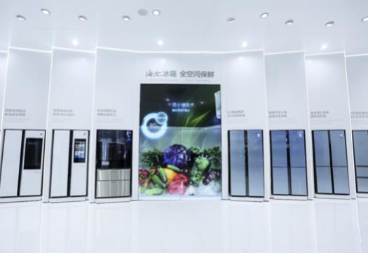 海尔冰箱高端市场发力明显 行业地位在短时间内难以...