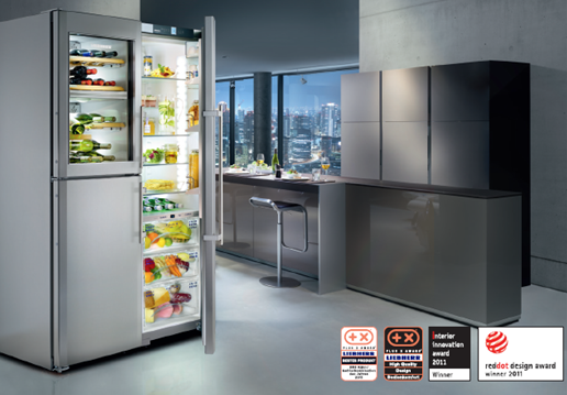 LIEBHERR利勃海尔冰箱坚持用科技改变世界 ...