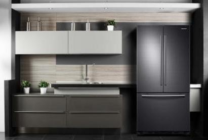 """三星冰箱不仅有着艺术品般的外在 更有""""黑科技""""般..."""