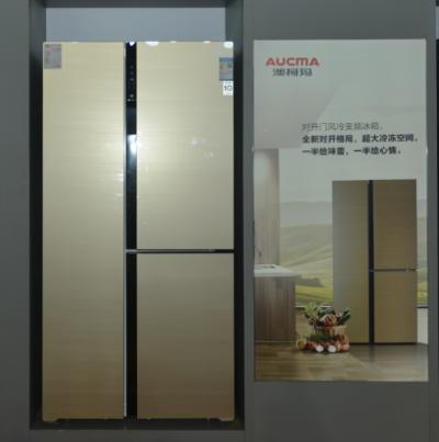 澳柯玛T型门冰箱融合了高科技与精美外观 引领生活...