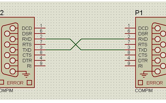 使用单片机进行的RS-232C的串口通信详细资料说明