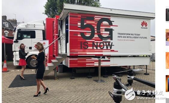 HUAWEI在印度首次公开:是美国网速的15倍
