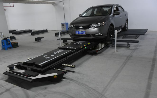 智能停车库出现了以后泊车将交由机器人了吗