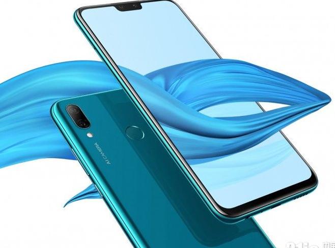 华为针对印度市场推出Y90 2019手机