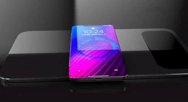 2019苹果新iphone,酷炫的设计!