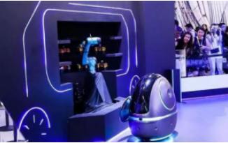 阿里巴巴服务机器人将成为新基础设施 带来商业新变...