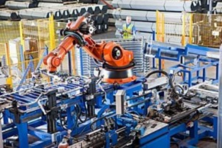 中国机器人产业蓬勃发展 正从机器人应用大国转变为创新大国