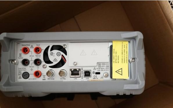 34461A的USB口驱动工程实例程序等资料免费下载