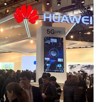 印度政府表示目前并无禁止中国华为制造的电信设备的提议