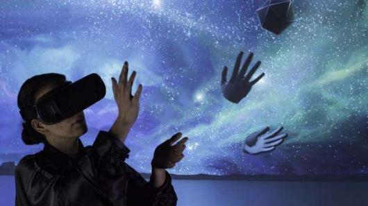 三星VR新专利主要是利用颜色和深度摄像头来识别用...