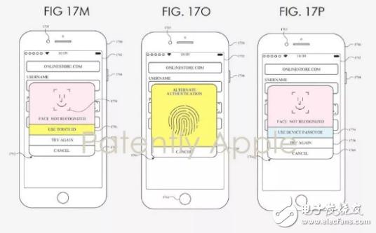 未来的iPhone或将结合人脸识别和指纹识别这两种形式的生物识别技术