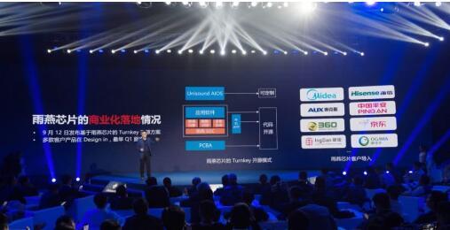 物联网初创公司AI云之声宣布今年要量产三款芯片