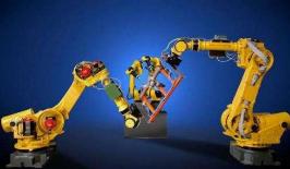 工业机器人将开创一个全新的PLC时代